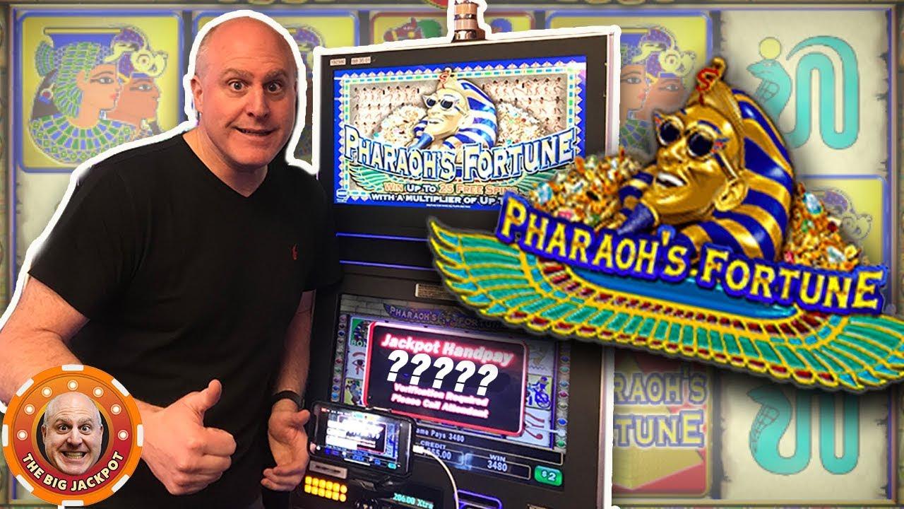 Pharaohs Fortune Jackpot