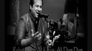 Rahat Fateh Ali Khan - Ali Dum Dum (Ali in My Soul)
