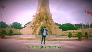 Symphony (Remix) | Shuffle Dance | Minh Diễn