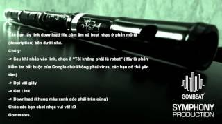 [Cảm Âm] [Beat Nhạc] LÝ CHIM XANH (Tiêu sáo Tone Đô - chơi từ Re2) - Vietnamese Traditional Music