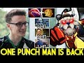MIRACLE [Tusk] One Punch Man is Back One Hit Kill Destroy Battle Cup 7.22 Dota 2