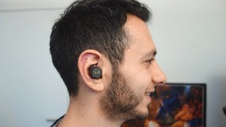JBL Under Armour True Wireless Flash review - IPX7 waterproof earbuds - By TotallydubbedHD