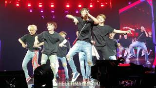 180920 Anpanman @ BTS 방탄소년단 Love Yourself Tour in Hamilton Fancam 직캠