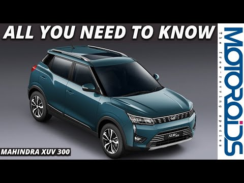 New Mahindra Xuv 300 Design Review Features And All You Need To