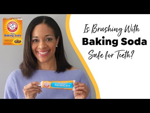 is-baking-soda-safe-for-teeth?-|-arm-&-hammer-peroxicare-toothpaste-#smiletipsforlife