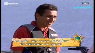 Descobrir Portugal, Águas do Alentejo, 2003