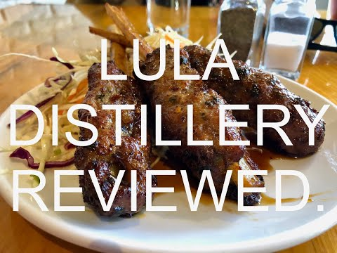Reviewed.  S1 EP1 - LULA Distillery, New Orleans.