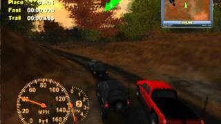 4x4 EVO 2 (PS2 Gameplay)
