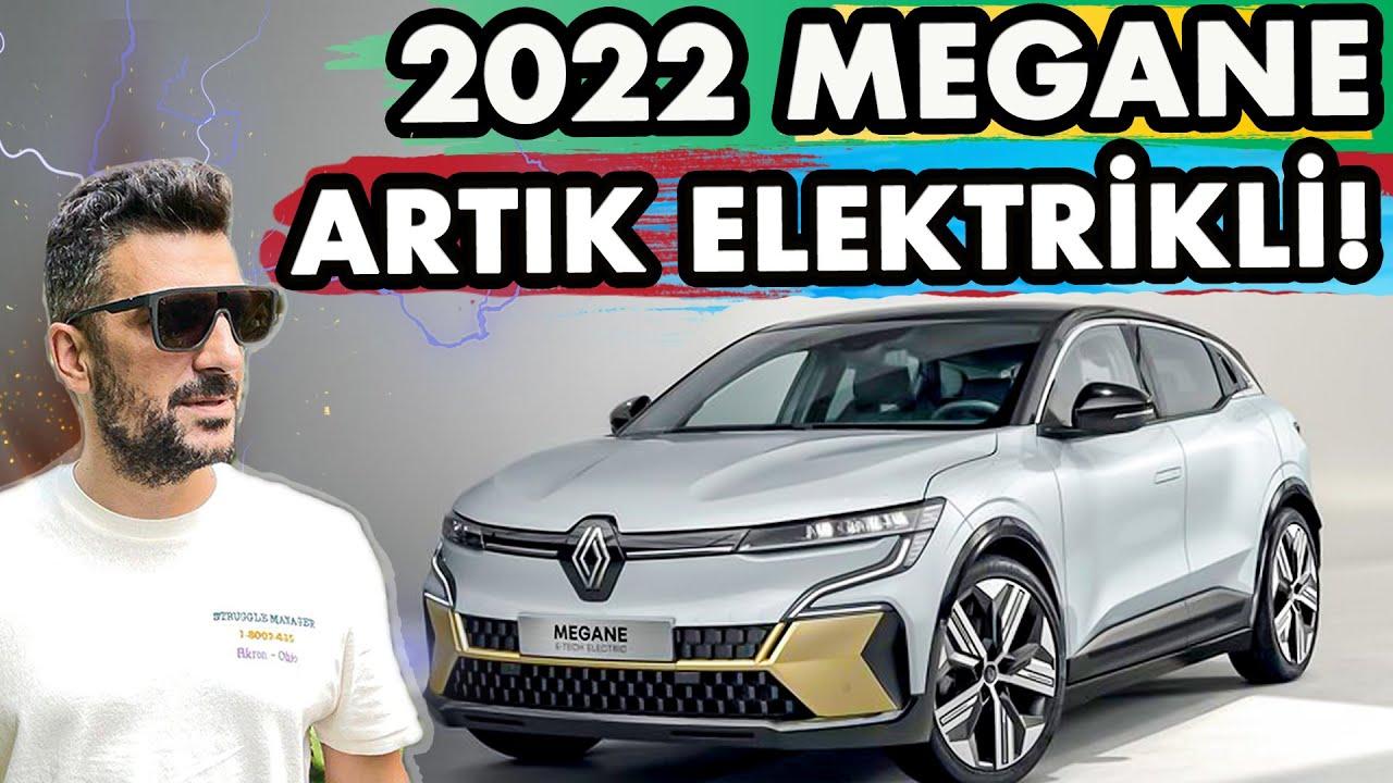Download 2022 Yeni Renault Megane'ı İnceledik! | Artık Tamamen Elektrikli