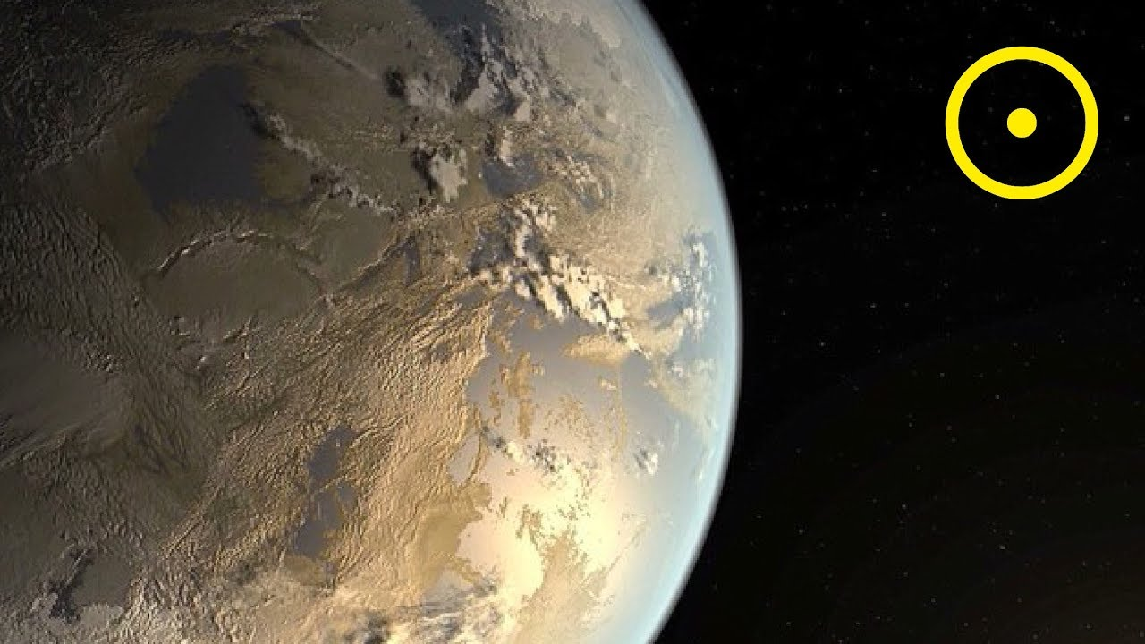 A Planet Similar to Earth | Kepler-186f - YouTube