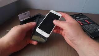 Аккумулятор кейс Romoss для iPhone 6/6S