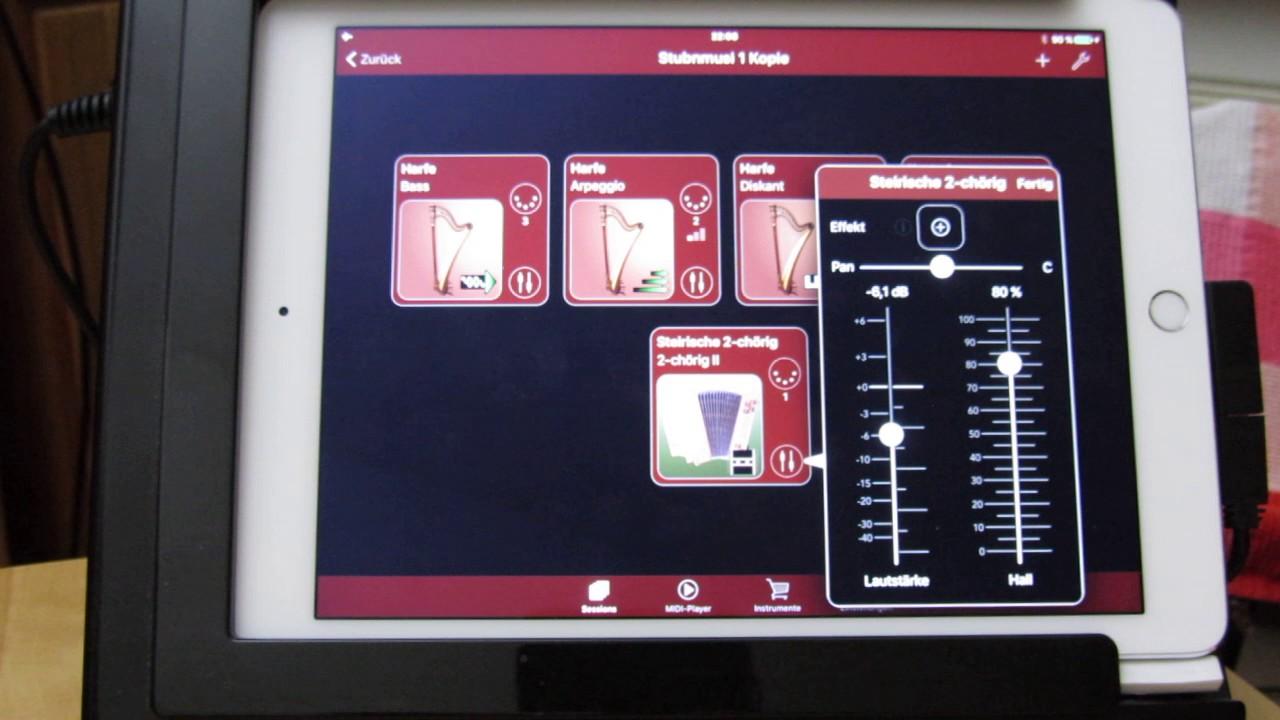Turbosounds App - Alleinunterhalter - Turboreini