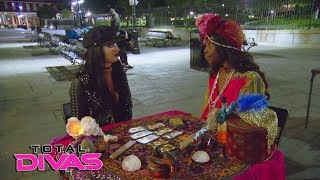 Paige has her tarot cards read in New Orleans: Total Divas, Sept. 19, 2018