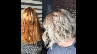 Du Roux au Blond : Transformations avec Blankita Styles