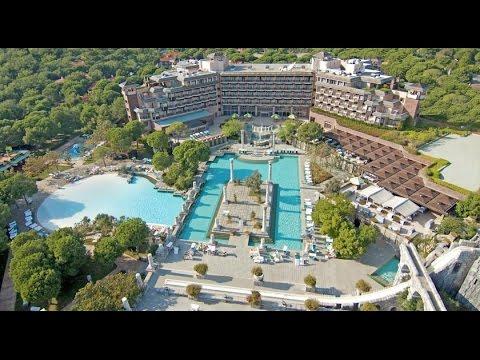 Xanadu Resort Hotel, Belek, Turkey