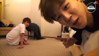 [BANGTAN BOMB] Jin and Jimin