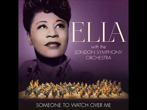 Ella Fitzgerald with the London Symphony Orchestra - I get a kick out of you