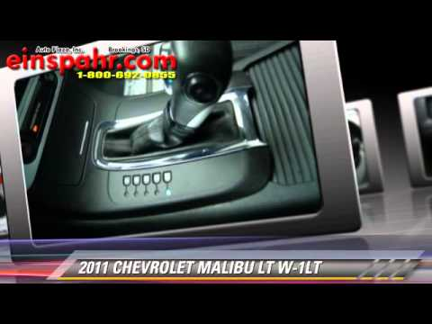 Used 2011 Chevrolet Malibu Lt W 1lt Brookings Youtube