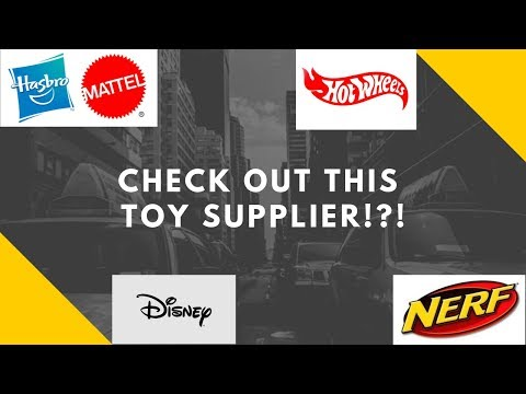 AMAZON FBA WHOLESALE TOY SUPPLIER REVIEW!!!