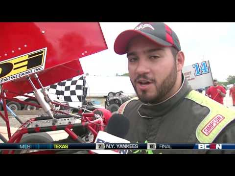Breaking Down A Supermodified Race Car