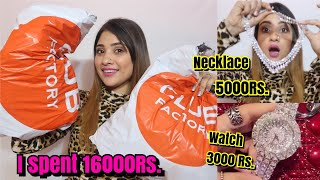 Expensive Club factory haul || I spent 16000 Rs. || shystyles