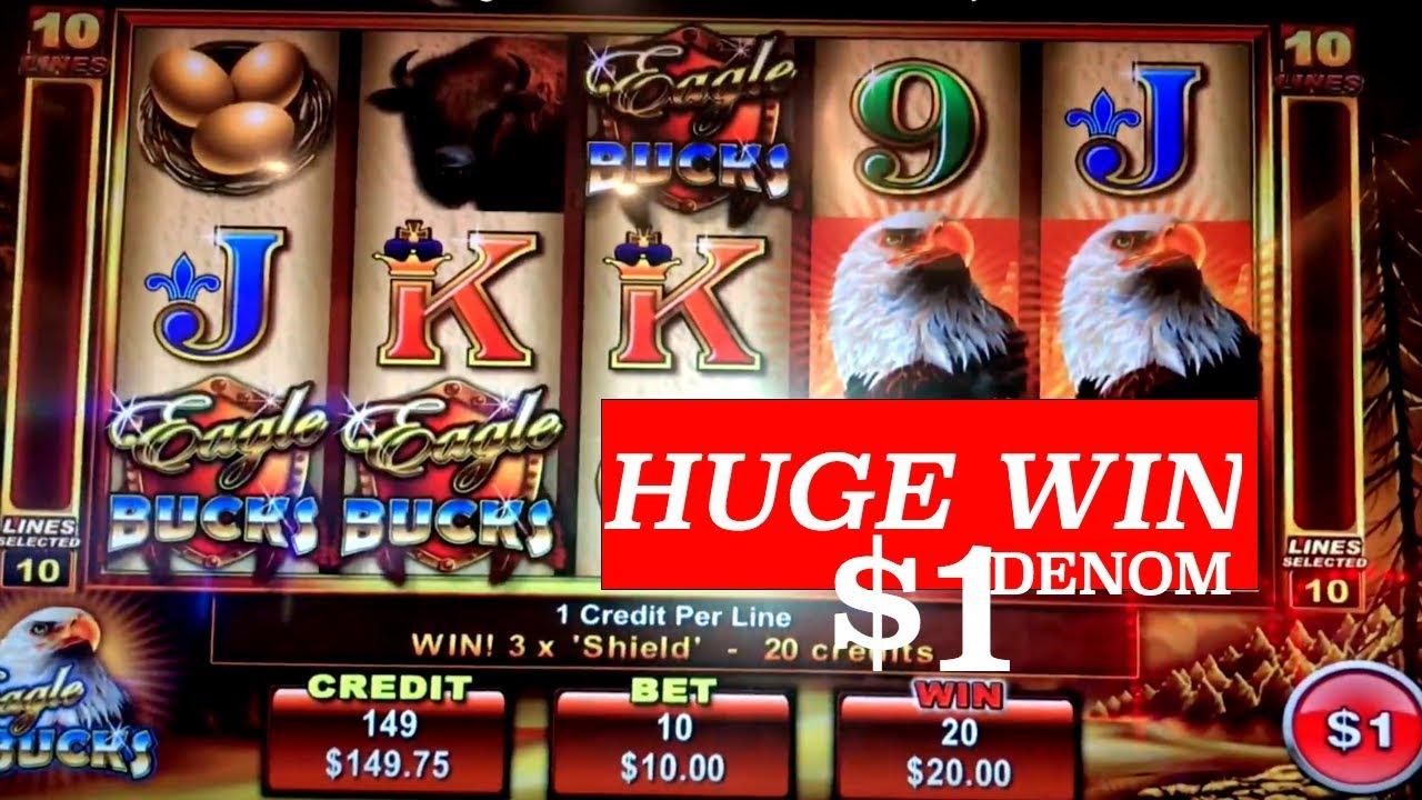 Eagle Bucks Slots