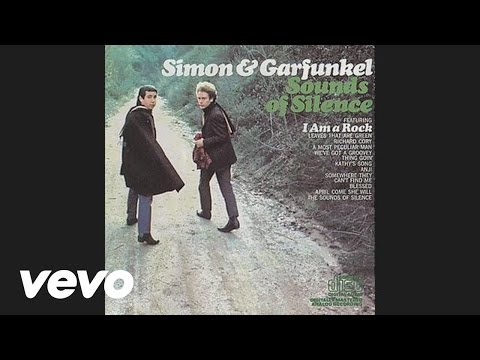 Simon & Garfunkel  The Sounds of Silence Audio