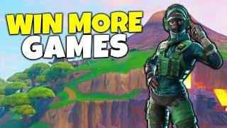 Top MISTAKES Costing You WINS In Fortnite Season 8!