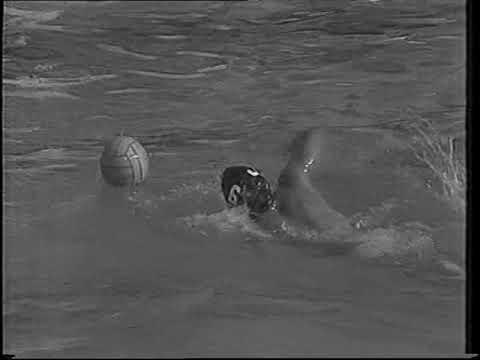 1986 Water Polo Greek A1 Champ. Panathinaicos AO Vs AS Aris Thessalonikis