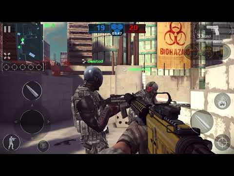 Modern Combat Gameplay! #4