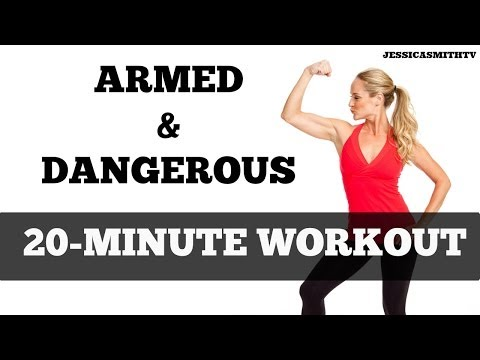 20-Minute Upper Body Abs and Arms Workout: Armed and Dangerous