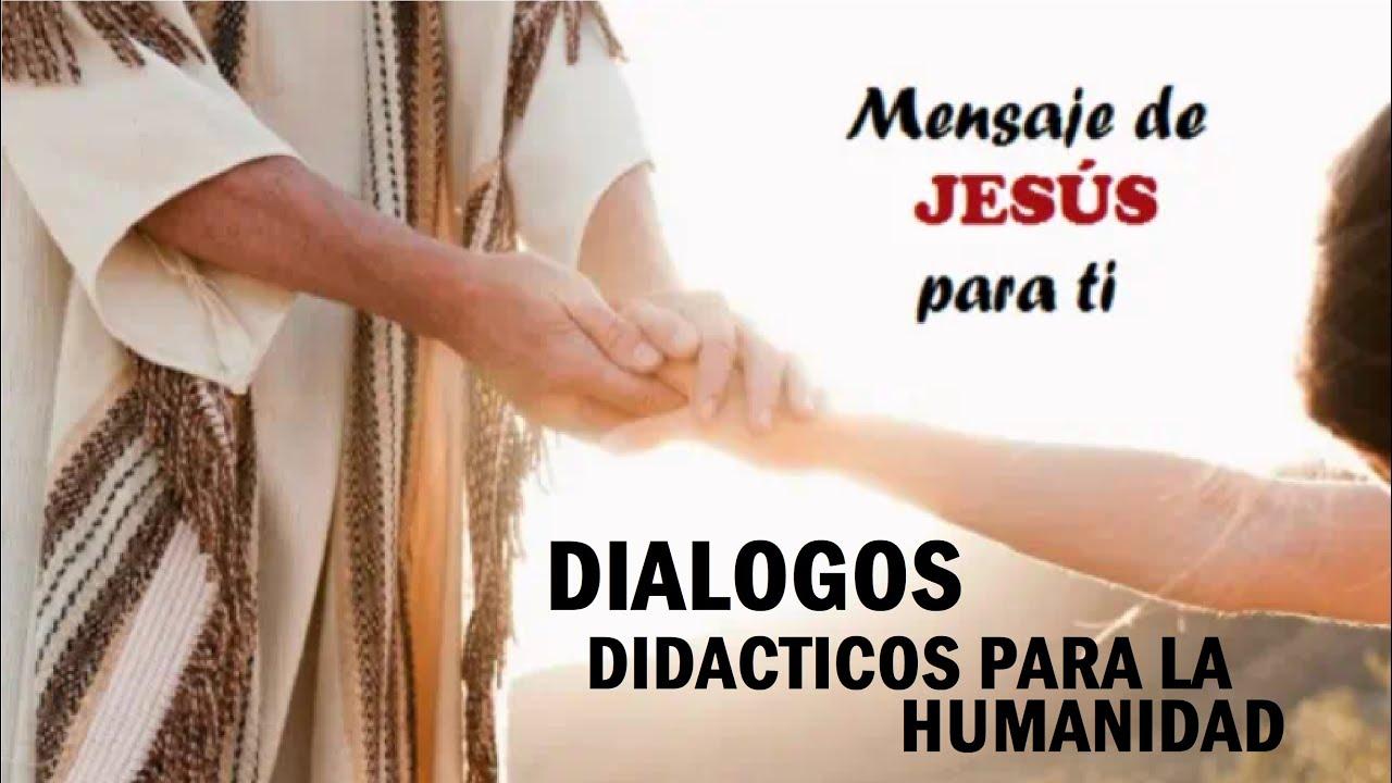 Urgente Mensaje de Dios padre a Y maría de Getsemani en Hermosos Diálogos didácticos para Humanidad