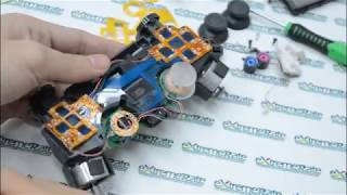 How to install DTF LED Kit on PS4 Controller - ExtremeRate