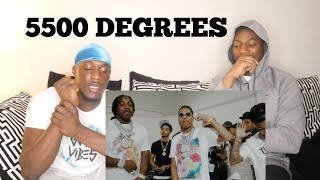 """""""EST GEE FT. LIL BABY, 42 DUGG, RYLO RODRIGUEZ"""" 5500 DEGREES REACTION VIDEO"""