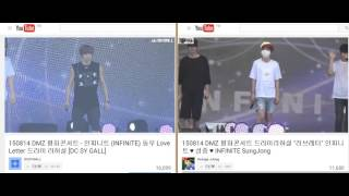 Video 150814 DONGWOO sing woohyun's part- love letter download MP3, 3GP, MP4, WEBM, AVI, FLV Mei 2018