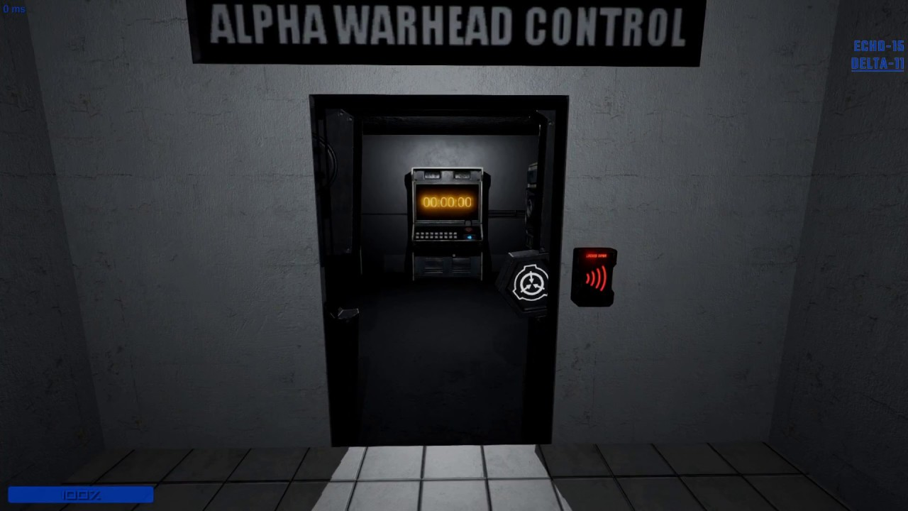 Scp Warhead