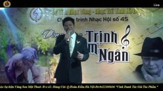 Khu Phố Ngày Xưa -  Minh Tiến |Trung Tâm Nhạc Vàng - Nhạc Trữ Tình Hà Nội |