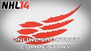 Nhl 14: Shootout Commentary | Ep. 8 | Detroit Red Wings