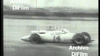 DiFilm - Lorenzo Bandini wins GP Formula One Austria (1964)