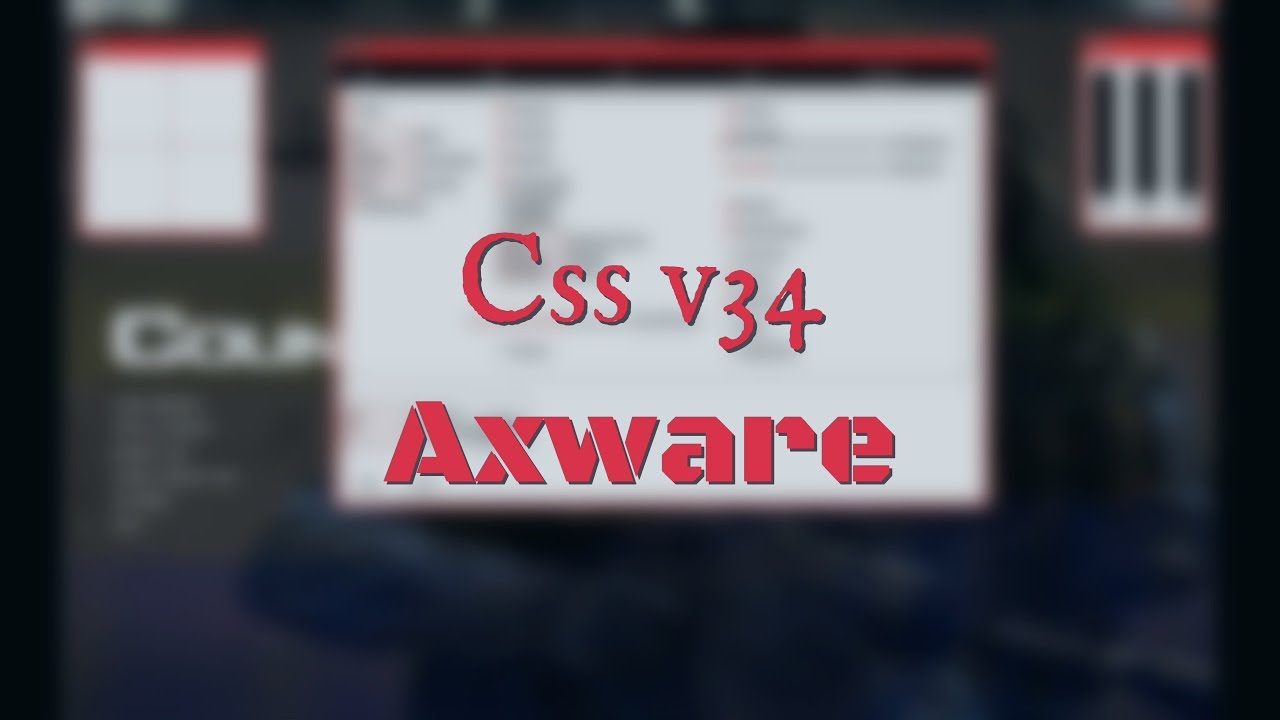 Vac для сервера css v34 сделать на сайте мониторинг сервера кс 1ю6