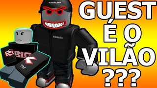 IS THE GUEST REALLY THE VILLAIN IN THE ROBLOX?? THIS VIDEO WILL CHANGE THE WAY YOU THINK!!
