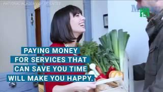 VTC14 | Khoa học chứng minh: Tiền thực sự mua được hạnh phúc