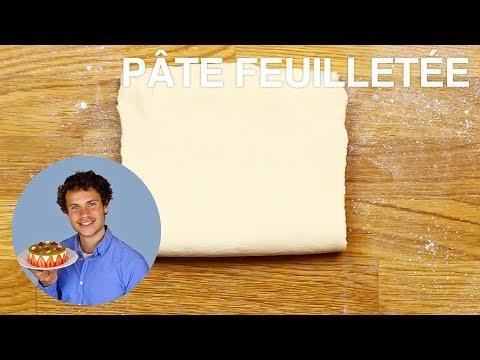 recette-de-la-pÂte-feuilletÉe-maison