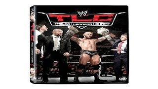 WWE TLC: Tables, Ladders & Chairs 2013 DVD Review