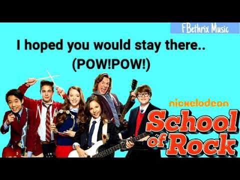 School of Rock | 'This isn't Love' Lyrics | FBethrix Music
