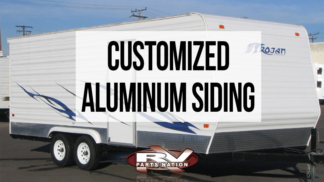 Special Order Aluminum Siding Youtube