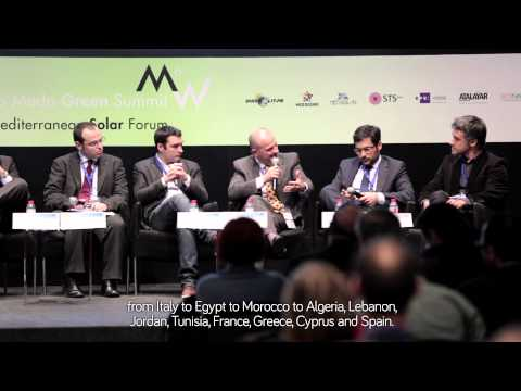 Mediterranean Solar Forum
