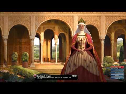 Sid Meier's Civilization V #7 Nathan Is Robin Williams' Fault