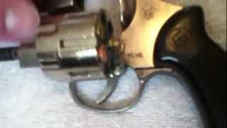 .22 Caliber Revolver Starting Gun