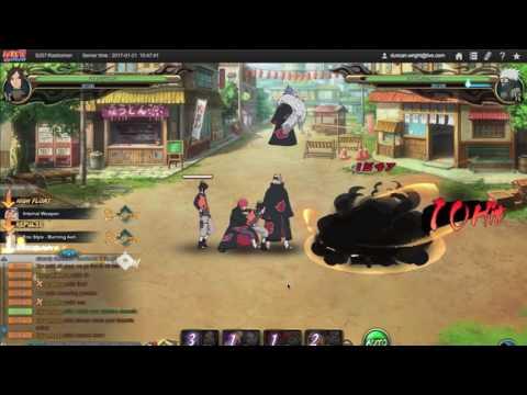 Naruto Online - Konan Review